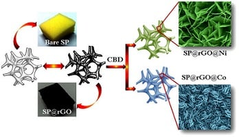 Design and Synthesis of Nano-Sized Polymer Stabilized Hybrid Materials Based on Iron Oxide and Silver Nanoparticles and their Antifungal activity
