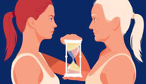 Biology of Aging By Gradual  Changes in Most Body Systems