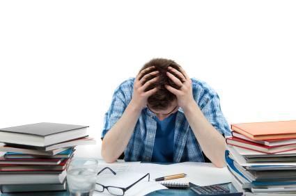 Stress in Students During the Time of Examination