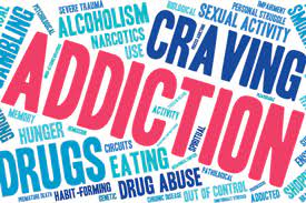 What is journal of addictive behaviour therapy and rehabilitation implied for?