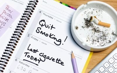 Perception of Time Since Smoking Cessation: Time in Memory Can Elapse Faster