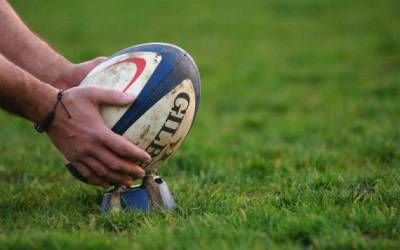 A Screening Test to Determine Shoulder Stability in Adolescent Male Rugby Union Players: A Feasibility Study