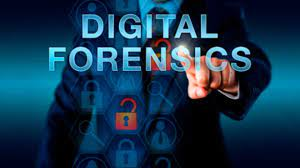 Investigation and recovery of materials by Digital forensics