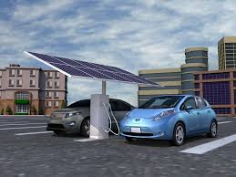 Design and Implementation of a Solar Power Augmented Electric Car