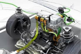 Electric Drives of Vehicles Power Chain