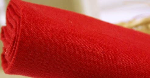 Influence of the Textile Parameters on the Complex Shape Forming Properties of Flax Based Fabrics