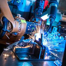 Mechanized Offline Programming for Robotic Welding Framework with High Degree of Freedoms