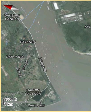 Identify the Relation of Biotic Factors, Sedimentation, and other Physio-Chemical Parameters; A Field Assessment on Karnawphuli Estuarine Environment