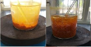 Colour Changes Associated with the Synthesis of Copper Oxide Nanoparticles