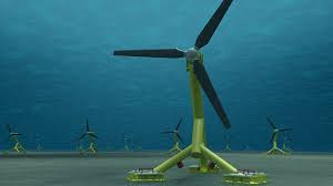 Tidal Wave Energy Large Scale Conversion Technology