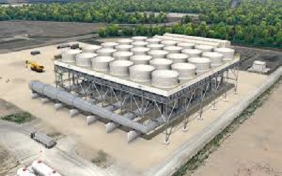 Configuration of Thermal Power Generation (ACC Power Generation)