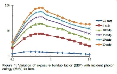 Estimation of Exposure Buildup Factor in Iron Using Different Methods: A Comparative Study