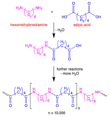 Complex Synthesis of the Mannerin Which Reactants Polymerize