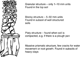 Soil Structure is Influenced by Various Elements
